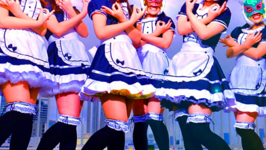 Virtual Currency Girls doen Crypto-promo in Japan